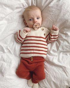 Ravelry: Seaside Set pattern by PetiteKnit Kids Knitting Patterns, Knitting For Kids, Crochet Bebe, Knit Crochet, Knitted Baby Clothes, Baby Kind, Boho Baby, Stockinette, Summer Shirts