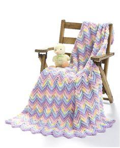 Baby Ripple Crochet Pattern