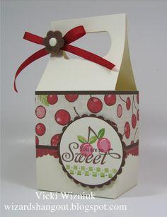 Wizard's Hangout: (UR) So Sweet Gable Box