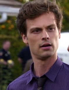 Matthew Gray Gubler as Spencer Reid ❤️