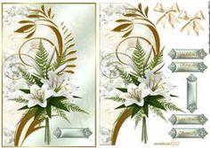 Sympathy Classic Lilies
