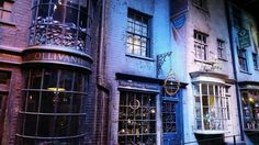 Get lost in your imagination. Everyone needs a little magic in their life - Warner Bros studio, London.