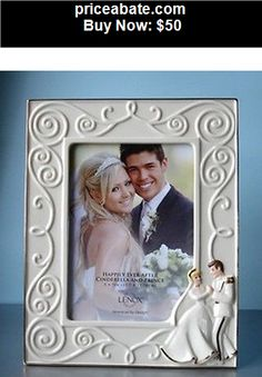 Collectibles: Lenox Disney Cinderella Happily Ever After Frame 5x7 - BUY IT NOW ONLY $50