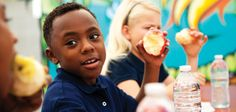 How to make a difference in school lunches with #farm options in #Orlando