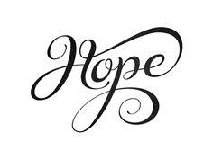 Logo design: Hope