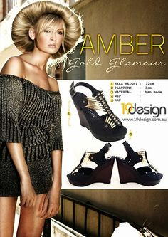 Magazine Layout and Cover for KMJ Shoes by Anywhere Creative.  www.anywherecreative.com