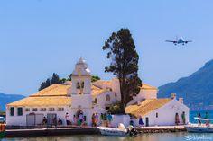 GREECE CHANNEL | Photograph Vlacherena Monastery, #Corfu by Bill Metallinos on 500px http://www.greece-channel.com/
