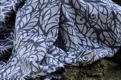 Solnce Genesis Excalibur Wrap (silk, linen, cashmere)