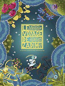 Le voyage de Zadim : un album-CD enchanteur !