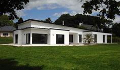 Igc construction gamme maisons modernes mod le elbe for Modele maison trecobat