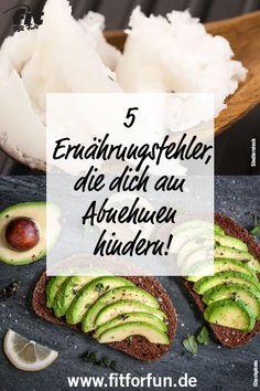 Diese 5 Fehler hindern dich am Abnehmen! #abnehmen #diät #foodhacks #fatburning