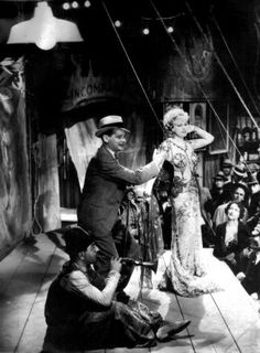 Mae West in I'm no Angel directed by Wesley Ruggles, 1933.