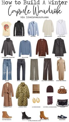 Capsule Wardrobe, Winter Wardrobe, Moda Disney, Blazer With Jeans, Chic Outfits, Fashion Outfits, Mode Ootd, Mein Style, Fashion Capsule