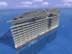 Freedom Cruise Ship, (Largest cruise ship in the world)