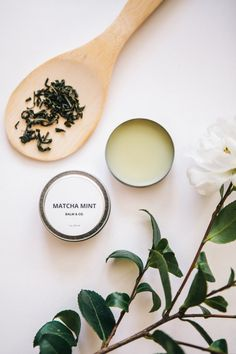 Match Mint Lip Balm // Vegan Lip Balm  // Apothecary by balmandco