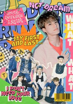 Retro Aesthetic, Kpop Aesthetic, Kpop Posters, Poster Design Inspiration, Poster Ideas, Nct Life, Kids Diary, Dream Chaser, Graphic Design Posters