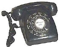 Rotary Dial Phones....
