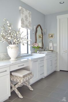 ZDesign At Home: A Transitional Master Bathroom Tour