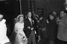 Prince Karl of Hesse-Cassel and Countess Yvonne Szapary, 1966 - The Royal Forums