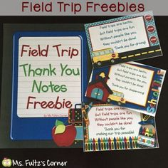 Take pressure off of yourself after a field trip by sending out field trip thank you notes easily. Here is an easy way to round out a field trip day. Thank You Cards From Kids, Thank You Notes, Kids Cards, Notes To Parents, Parents As Teachers, Parent Notes, Indianapolis Childrens Museum, Writing Mini Lessons, Writing Skills