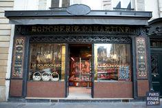 Best butcher in Paris Boucherie Le Bourdonnec
