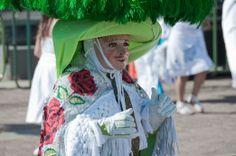 Danzante en el #Carnaval de #Tlaxcala #Eventos #Mexico