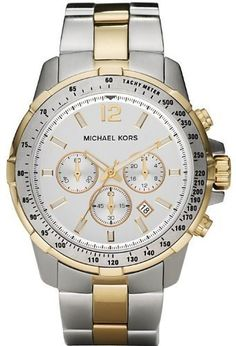 Michael Kors Grayson Round Chronograph Bracelet Watch available at this  looks almost exactly like mine but I dont have the small second minute  numbers on ... fc0b110388
