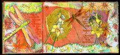 Libellule (dragonfly) . . .