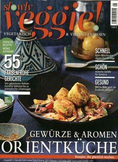 Een abonnement op het Duitse kookblad slowly veggie!
