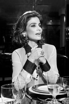 Inspiração! Renata Vasconcellos - Simplesmente linda - Por J.R. DURAN - Cabelo perfeito!