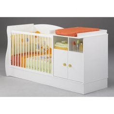 cot with storage