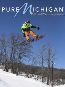 First Look at the Pure Michigan Winter Travel Guide