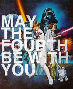 Happy Star Wars' Day!