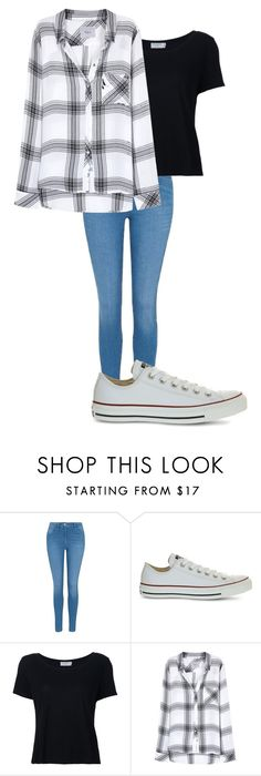 """""""November 1"""" by megaspirit on Polyvore featuring George, Converse, Frame Denim and Rails"""