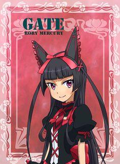 Gate: Jieitai Kanochi nite Kaku Tatakeri, Rory Mercury
