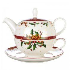 Tea for One Christmas - Kopje Schotel en Theepot