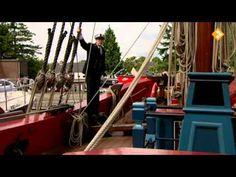 Koekeloere Afl. 552 Ai, ai kapitein Love Boat, Rotterdam, School, Pirates