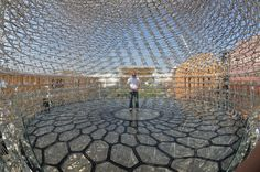 UK Pavilion – Milan Expo 2015 / Wolfgang Buttress