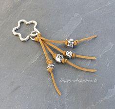 Schlüsselanhänger - Schlüsselanhänger - ein Designerstück von Happy-about-pearls bei DaWanda