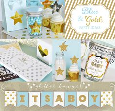 Prince Birthday Party Decorations Little Prince by ModParty