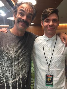 It was crazy meeting Trevor (Steven Ogg) from GTA 5! via /r/gaming