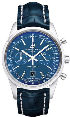 Breitling Transocean Chronograph 38 A4131012/C862-719P