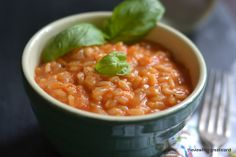 The View from Great Island | Minimal Monday: Roasted Tomato Risotto