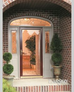 96 Best Entry Amp Storm Doors Images Entrance Doors Entry