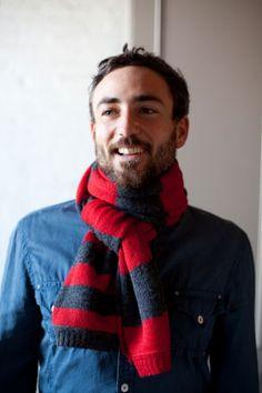 The warm beard.