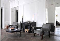 A Neuilly Apartment Design by Joseph Dirand