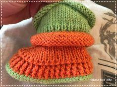 BiBa - Käsityöohjeet: Virkatut & neulotut villatossut - ohje Knitted Hats, Crochet Hats, Beanie, Knitting, Kids, Baby, Knitting Hats, Young Children, Boys