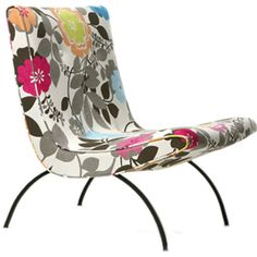 Downtown Classics Collection Scoop Chair