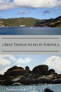 5 Best Things to do in Tortola