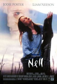 Nell movie poster (1994) Poster